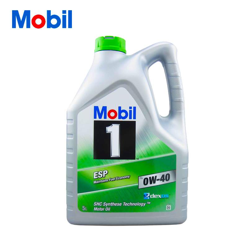 Mobil 1 Fully synthetic ESP 0W40