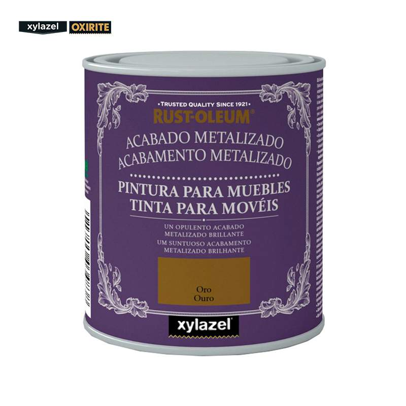 Móveis Metálicos Xylazel Gold (Ouro)