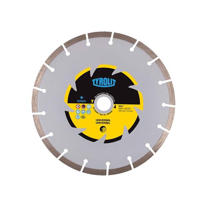 Disco de corte de diamante Tyrolit 350mm