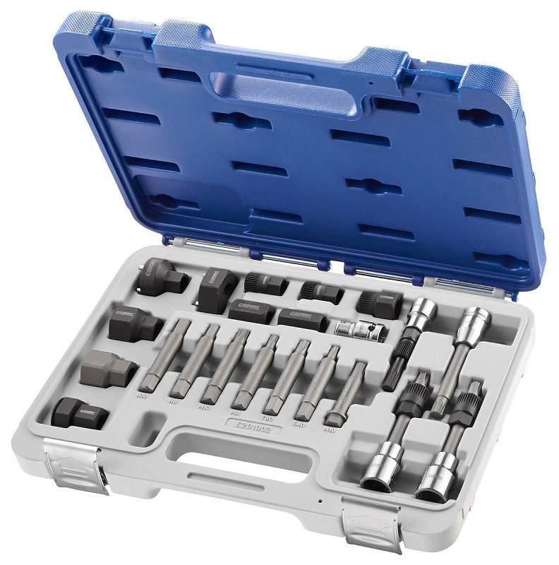 Jogo de 22 peças para polia alternador E201902