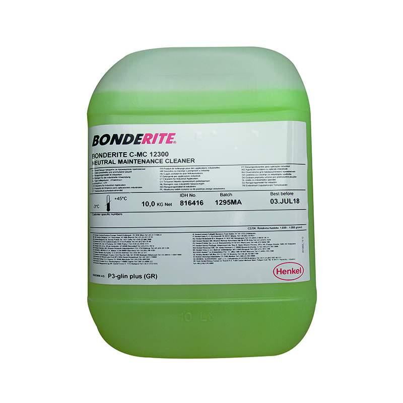 Limpeza e Pré-tratamento de Peças - BONDERITE C-MC C-1000