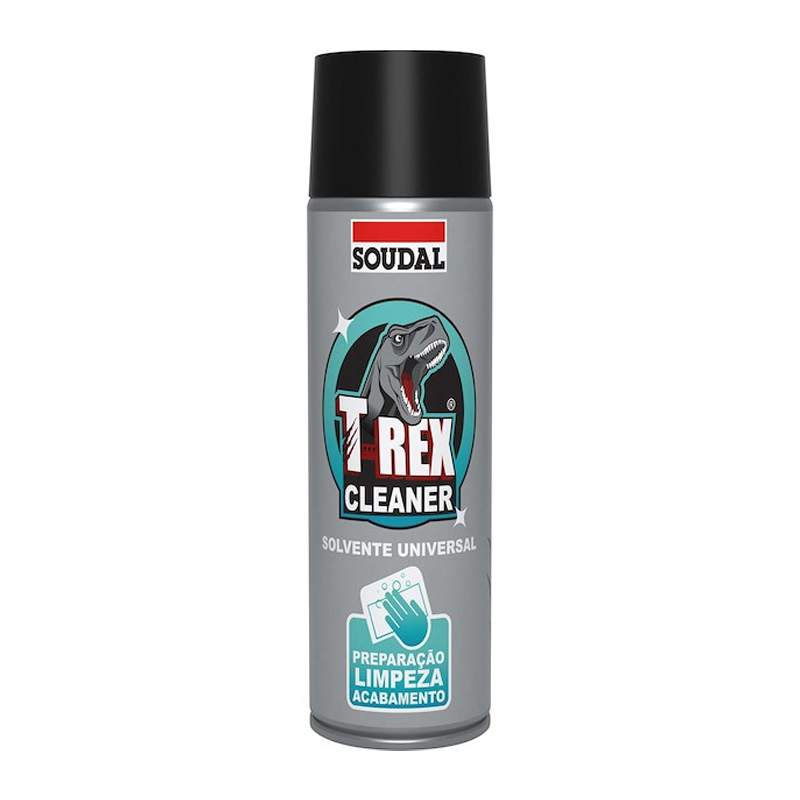 Spray Limpeza Multiusos T-Rex Cleaner Soudal 400ml