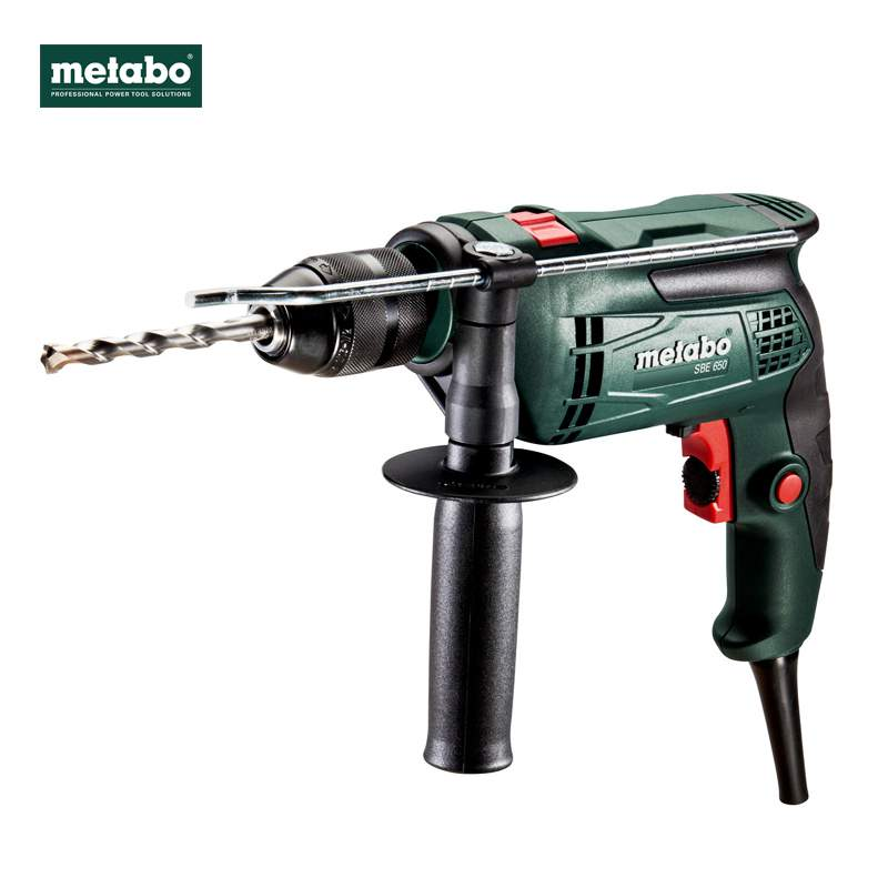 Berbequim de percussão - Metabo BE 650