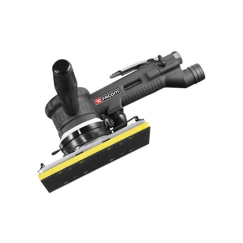 Lixadeira vibratória com patim - 95 x 170 mm - 8 orifícios