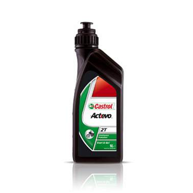 CASTROL ACT>EVO GP 4T 20W50 embalagem de 1L