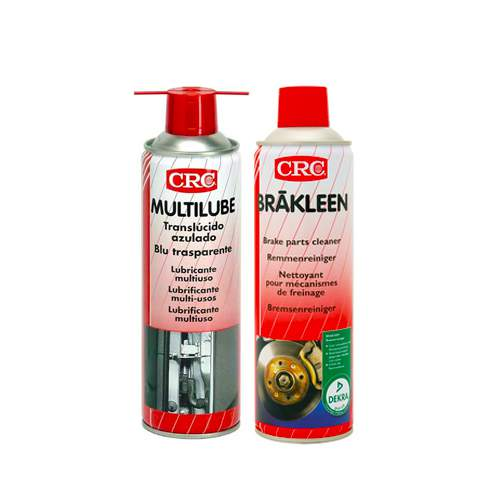 PACK DUO MULTILUB/BRAKLEEN 500 ml