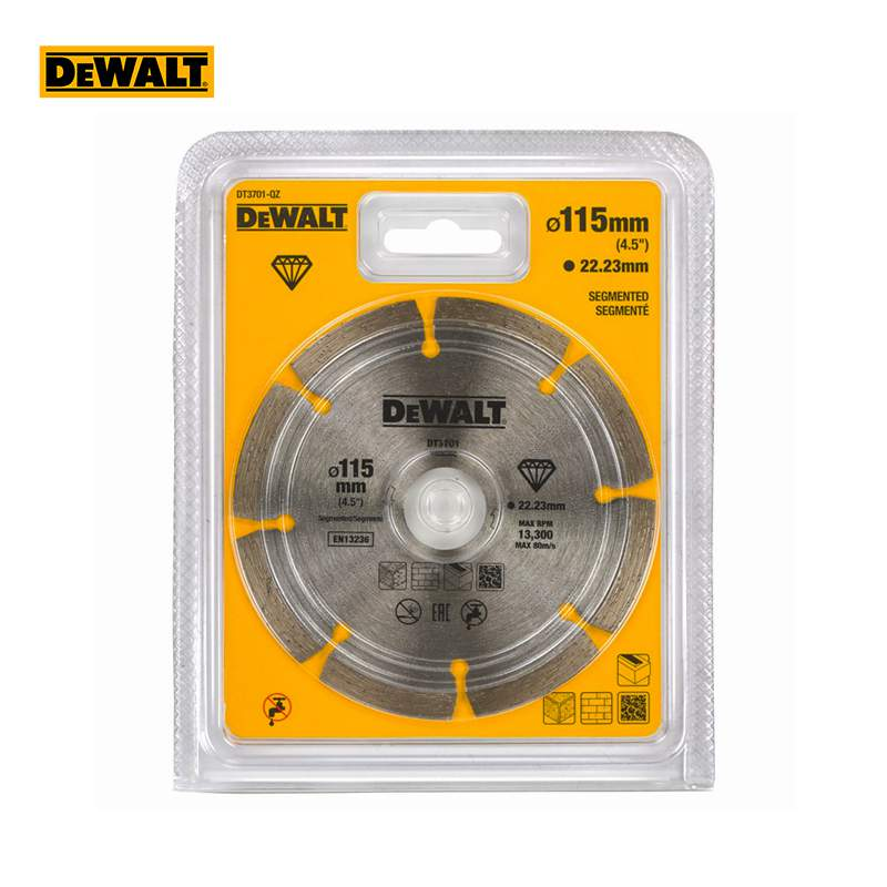 Disco diamantado 115X22,2mm DEWALT DT3701-QZ