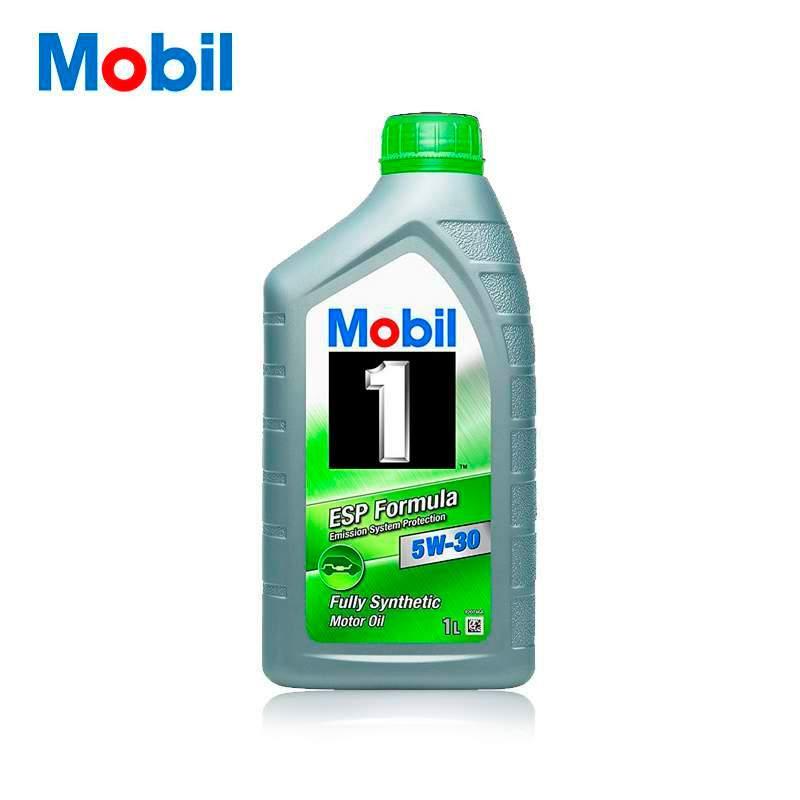 Mobil 1 Fórmula ESP 5W30 óleo do motor - sintético
