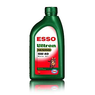 ESSO ULTRON 5W40 - Lubrificante do motor