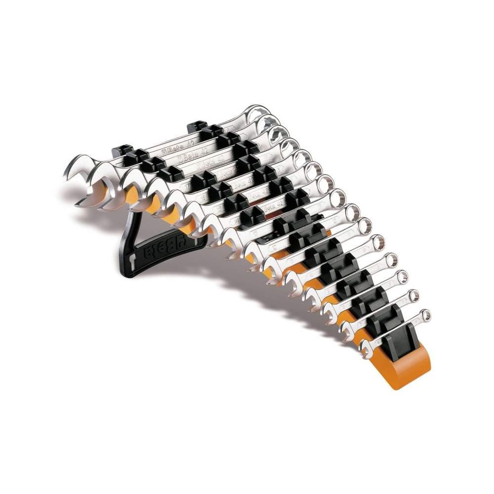 Jogo de 15 chaves mistas boca/luneta com suporte BETA  - 42/SP15