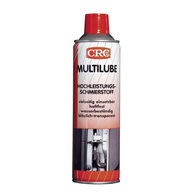 Spray Lubrificante Multiusos CRC MULTILUBE 10935-AB 500 ml