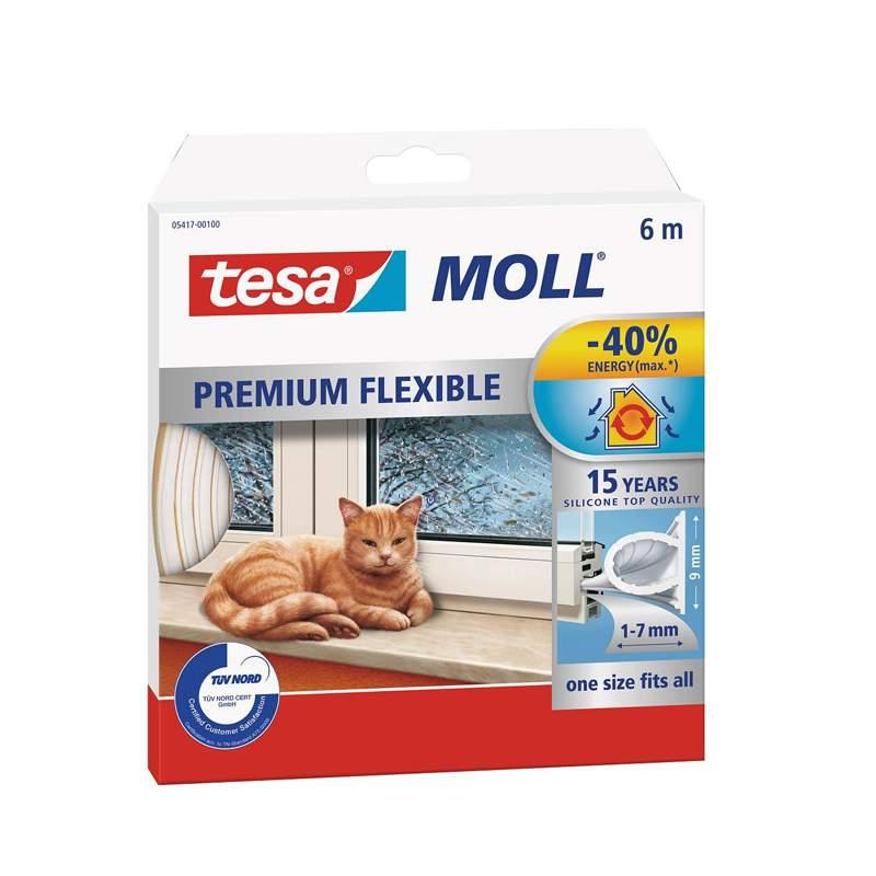 tesamoll® Silicone (isolamento de janelas )